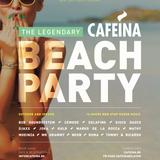 dj Mr Grammy @ Cafeina Beach Party 14-08-2017