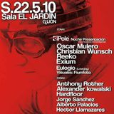 Reeko - Live @ Sala El jardin (Gijon, Asturias) - 22-05-2010