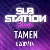 ● TAMEN ( Jungle Jungle ) ● Set + entrevista en Substation Radio On Line ● Julio 2014