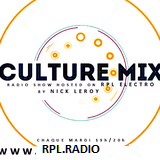 CULTURE MIX Radio Show S2 E10 NICK LEROY.