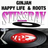 GINJAH HAPPY LIFE & ROOTS STINGRAY PRODUCTION VP RECORDS WAYNE IRIE LIVE SHOW PREVIEW