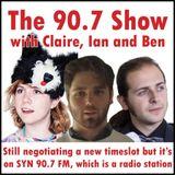 The 90.7 Show Episode 02 - Temperature (Unbroadcast)