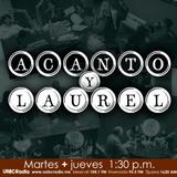 ACANTO Y LAUREL: ALFREDO VALLES
