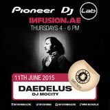 Daedelus & DJ MoCity - Lofi District Takeover - Pioneer DJ Lab