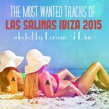 The most wanted tracks of Las Salinas Ibiza 2015