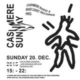 Solune aka Etienne BCR - Cashmere Sunday: Bass Cadet Records Christmas Special 20.12.2015