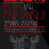 DJ Nova @ Red Shield, Puerto Rico 10-5-12