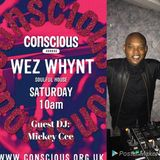 THE HOUSE MATTERS TAKE OVER WITH MICKEY CEE SAT 7TH OCT 2017 #conscious.org.uk 10am - Midday