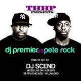 The Hip Hop Project - DJ Premier x Pete Rock Tribute 2013