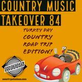 Best Country Music Mix - Thanksgiving Throwback Edition - Country Music Takeover 84 - November 2018