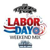 "DJ Tazzy Taz ""En La Mezcla"" Latin Mix-Show Labor Day Weekend 2018"