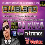 Clubland Show 15 on Unity Radio 92.8 FM 02/03/13