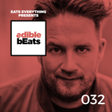 EB032 - edible bEats - Eats Everything live from Voodoo Village Belgium