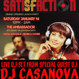 Satisfaction Jan'12 Live from The Ambassador in San Francisco