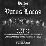Dubfire B2B Hector - live at Vatos Locos, Canibal Royal (The BPM 2016, Mexico) - 17-Jan-2016