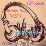 party mix old school ,hip hop, RnB , reggea, featuring  jay z mix.
