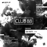 Rota 91 - 14/07/2018 - DJ convidado - Gui Raffi