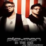 PlayMen In The Mix by djkonstantinos