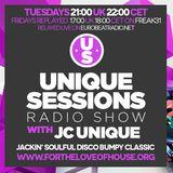 Unique Sessions 135 - 18th April 2017