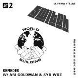 Benedek w/ Ari Goldman and Syd Woz - 17th August 2018
