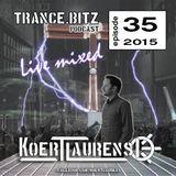 TranceBitz 35th episode 2015 (126-128bpm) mixed by Koert Laurens