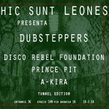 Hic Sunt Leones Special promoting session | Dubsteppers