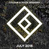Colour and Pitch Sessions with Sumsuch - July 2018