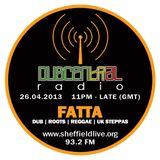Dubcentral Radio - Fatta 26.04.2013
