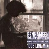 DJ BenHaMeen - Howard University Homecoming 1995 Live Mix