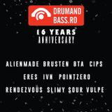 Alienmade - Promo Mix for 16th Year Anniversary - DrumAndBass.Ro Birthday Bash