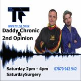 Daddy Chronic & 2nd Opinion's ''One Tune Switch' DnB Mix May 2k17
