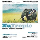 Ozgood live at NuTropic (12.1.16)
