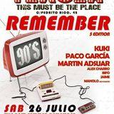 chacho @ 5º Remember Texola (26-07-14)