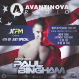 AVANTINOVA RADIO #26 - 4th of July Special