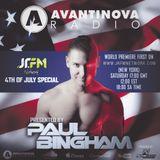 AVANTINOVA RADIO #26 - 4th of July Special