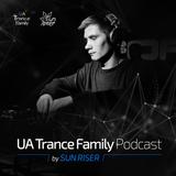 Sun Riser – UA Trance Family Podcast 190 (27.01.17) | DI.FM