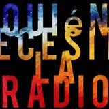 Quién necesita la radio (colonia de verano) 18 01 18
