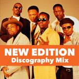 New Edition Discography Mix