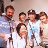Worldwide FM in Sète: Thris Tian, Alex Intas & Marina: Joe Armon-Jones, Dazzle Drums, // 03-07-18