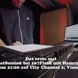 167Flash LiveBeatSession mit Hamroy Music (S2 E6)