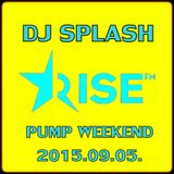 Dj Splash (Lynx Sharp) - Pump WEEKEND 2015.09.05 - EDM SESSION