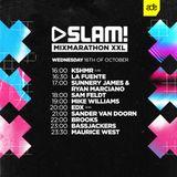 Sunnery James & Ryan Marciano @ SLAM! Mix Marathon XXL (ADE Special)