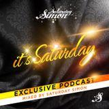SATURDAY SIMON / podcast: IT'S SATURDAY (y2013w06) / TO.NIGHT!