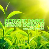 Ecstatic Dance Utrecht May 2018 - Nykkyo Energy DJ