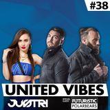 Justri - United Vibes #38 guest Futuristic Polar Bears