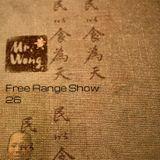 Free Range Show #26 05/12/12