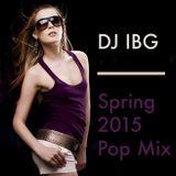 Spring 2015 Pop Mix