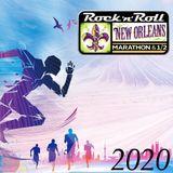 Rock N Roll New Orleans 2020 Half Marathon Mix - Pt. 1