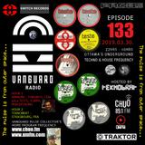 Vanguard Pulse Radio Episode 133 on CHUO 89.1 FM + CJUM 101.5 FM 2019-03-30th