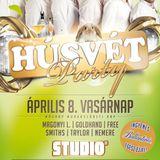 Nemere & Magonyi L & Goldhand & Free & Smiths & Taylor - Live @ Studio Budapest 2012.04.08.